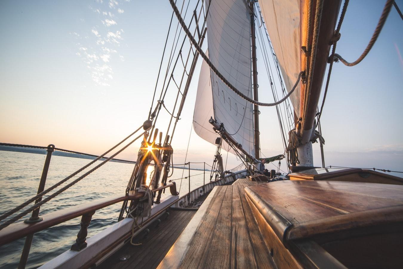 7 dingen die je niet mag vergeten voor een bootvakantie!