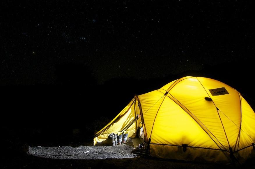 Wat heb je nodig voor een kampeervakantie?