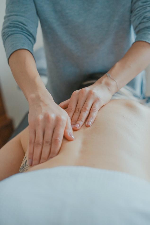 De meest ontspannende massage